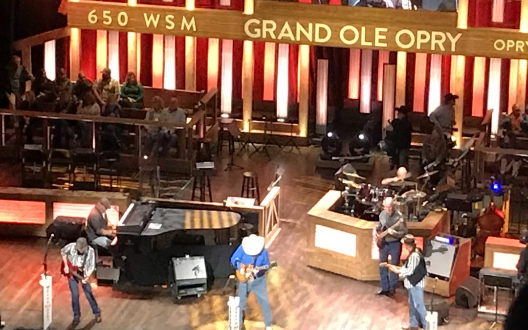 Paladin Engineers - Grand Ole Opry