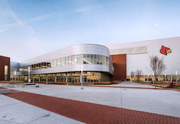 Student Recreation Center, University Of Louisville